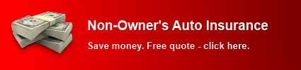 Non-Owners Auto Insurance